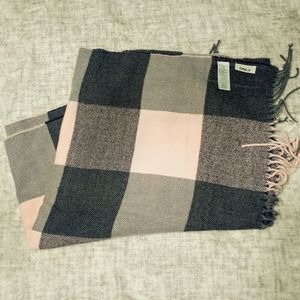 Checkered ONLY Scarf